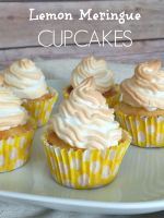 Lemon Meringue Cupcakes Recipe National cupcake week Oxo Good Grips Baking
