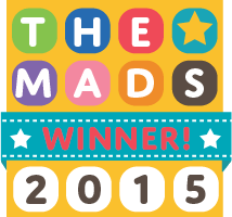 The Mads Winner 2015 - Lets Talk Mommy