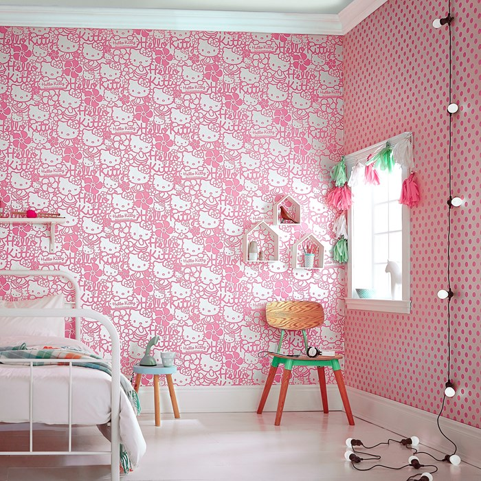 Graham & Brown Little Girls Bedroom