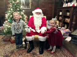 top christmas tips Seeing santa