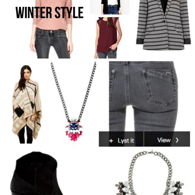 My Winter Wardrobe Style