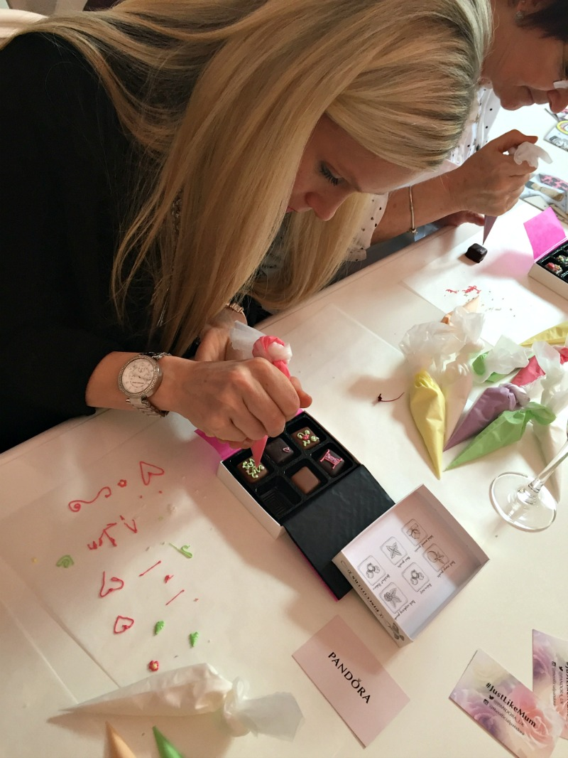 Mother's Day Pandora Event London #JustlikeMum blogging world