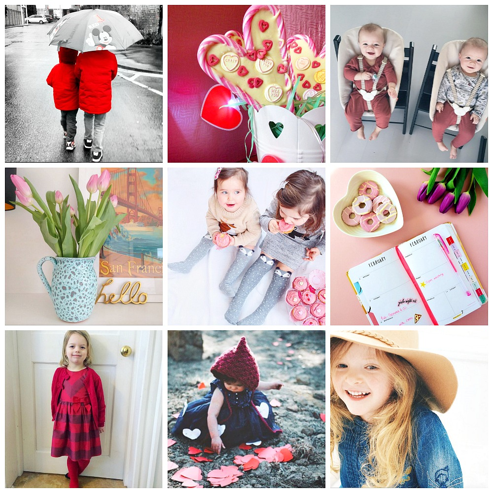 Valentine's Day red, pink, love, and more #lifecloseup