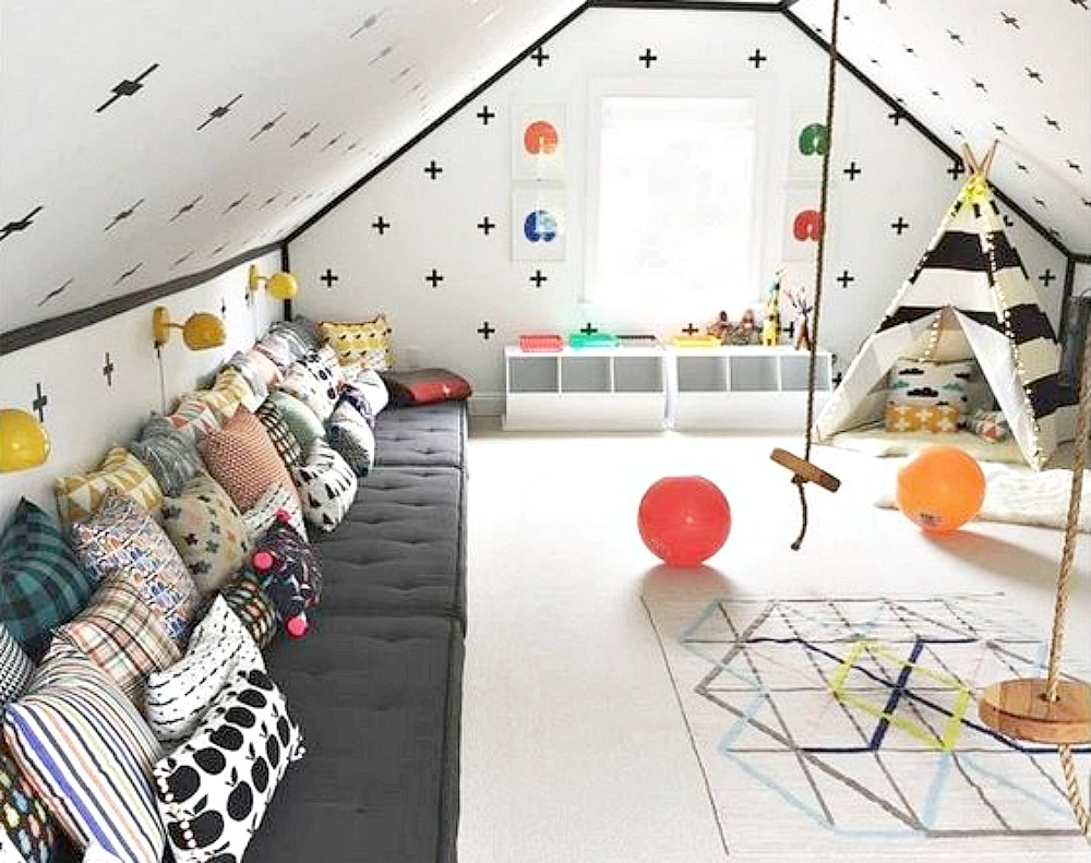 Dreaming of my loft conversion interior ideas