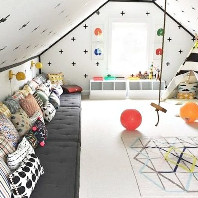 Dreaming of a loft conversion // interior ideas