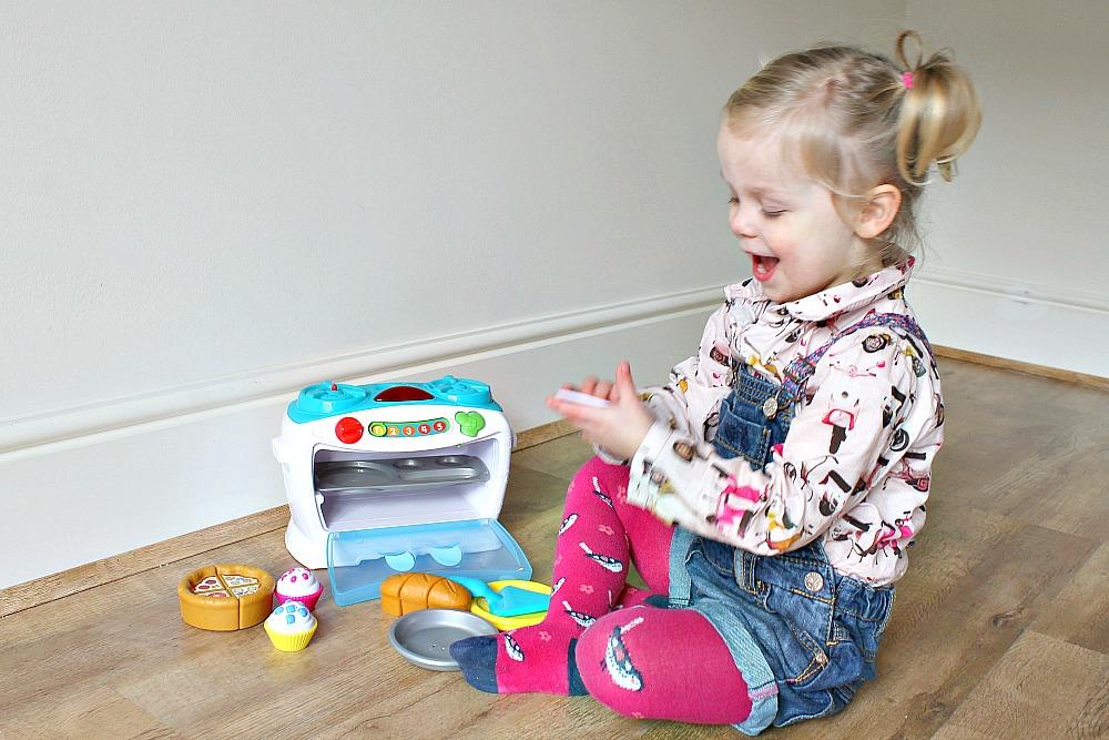 LeapFrog Number Lovin' Oven Review little chef learning toys