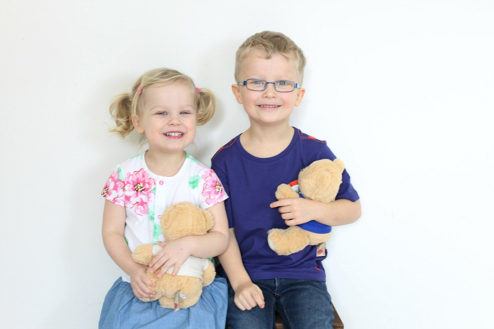 Siblings February 2016 a monthly sibling portrait project