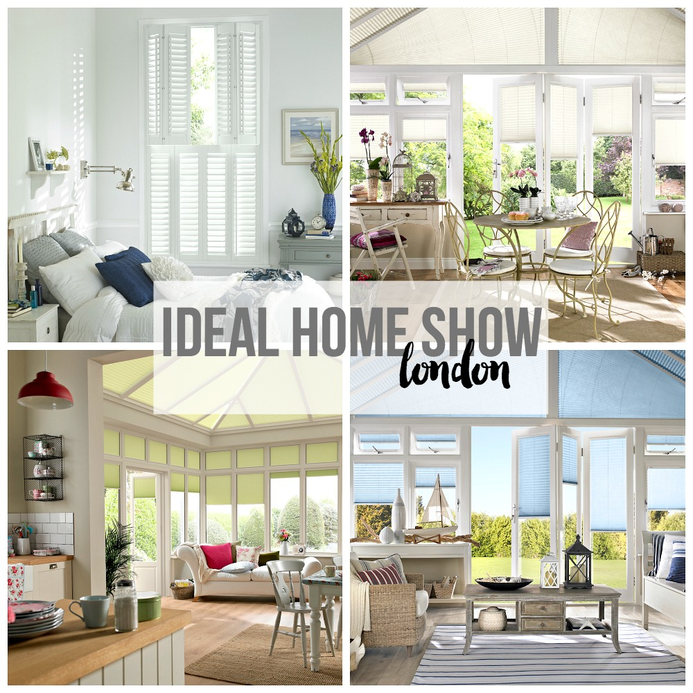 WIN two tickets to the Ideal Home Show London Share With Me Blog Hop