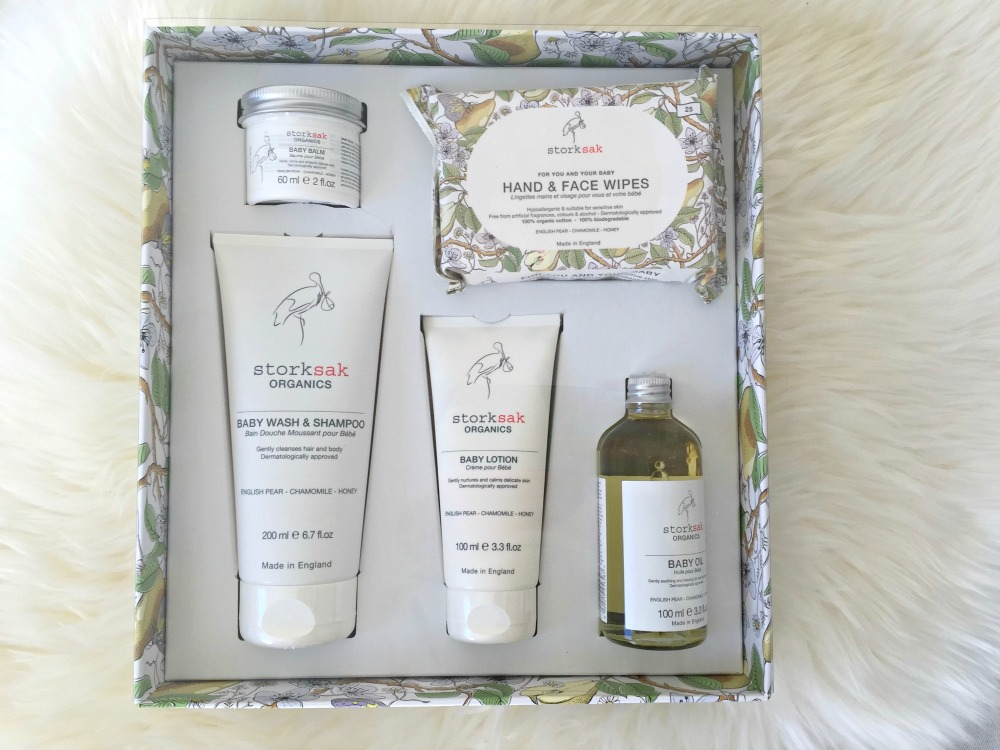 Storksak Organics Baby Lotion and Baby Cream #Littleloves