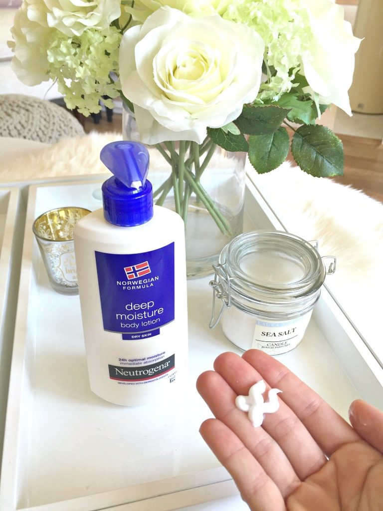Neutrogena Norwegian Formula Body Lotion
