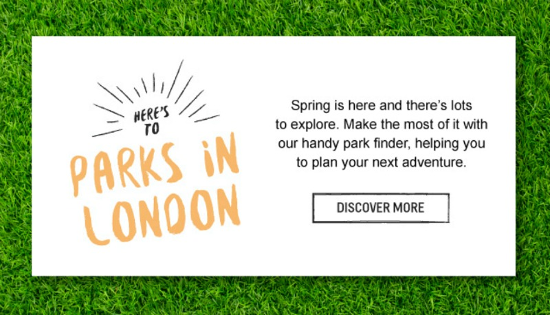 parks in london city guide