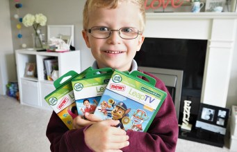 LeapFrog's LeapTV added new educational games to their collection