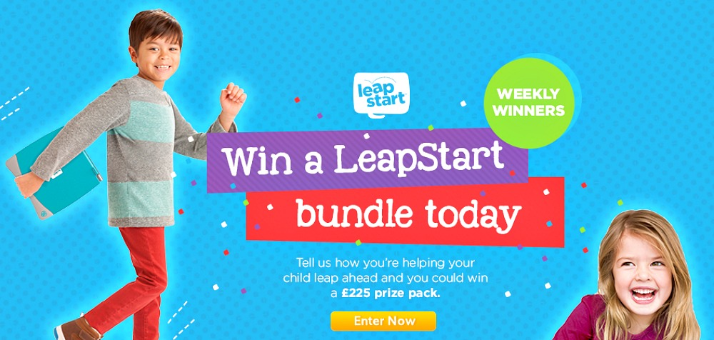 Getting a head start with LeapStart