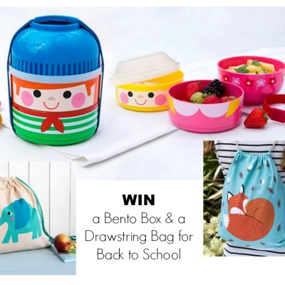"""A """"Back to School"""" Giveaway"""