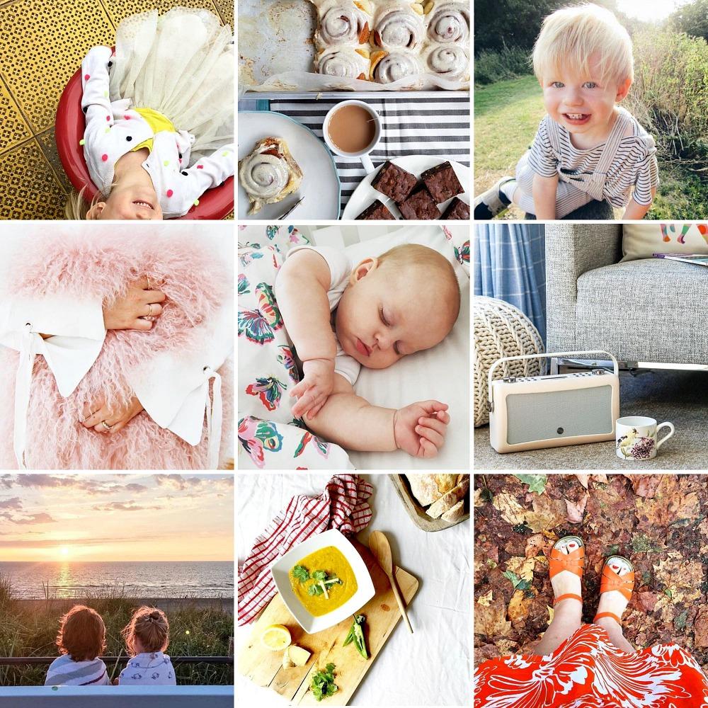 An instagram hashtag community #littleloves Follow these feeds
