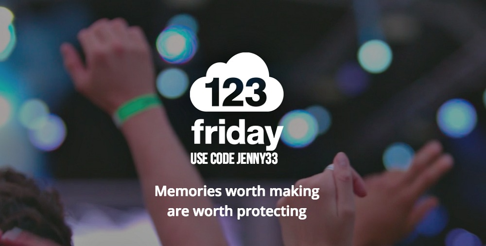 123 Friday App free space on your phone and earn money using code JENNY33