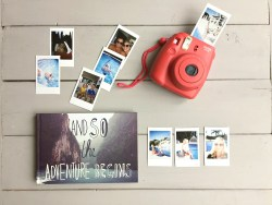instax #lifeisajourney and traveling with little ones