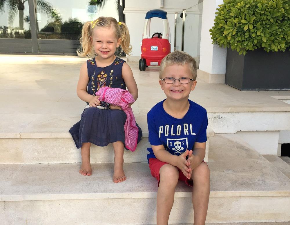 Family Trip to Marbella, Spain for Autumn Half Term 2016