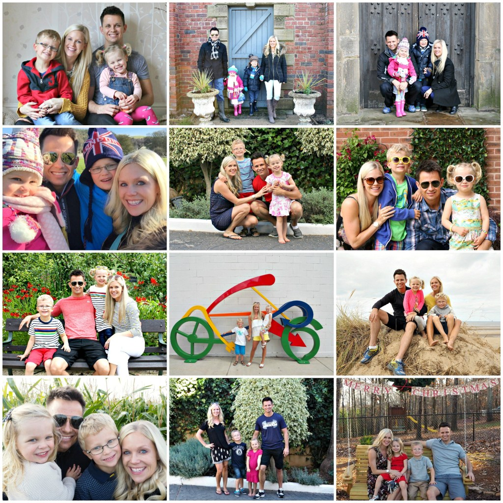 Me and Mine December 2016 a family photo project