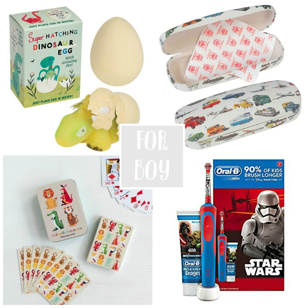 Family stocking stuffer ideas and double giveaway these are for little boy's stocking stuffers