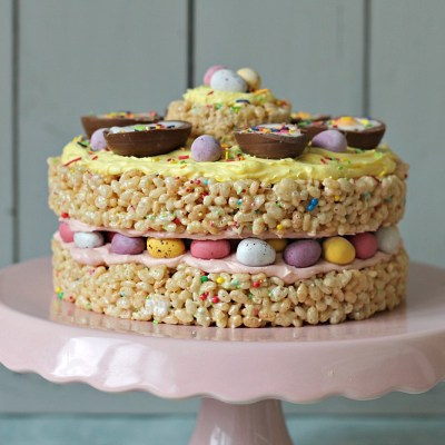 The Ultimate Easter Egg Cake