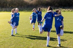 Why I encourage all sports to my children women's football SSE