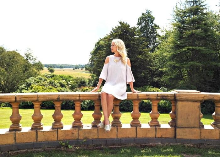 Versatile Open Shoulder Dresses for travel