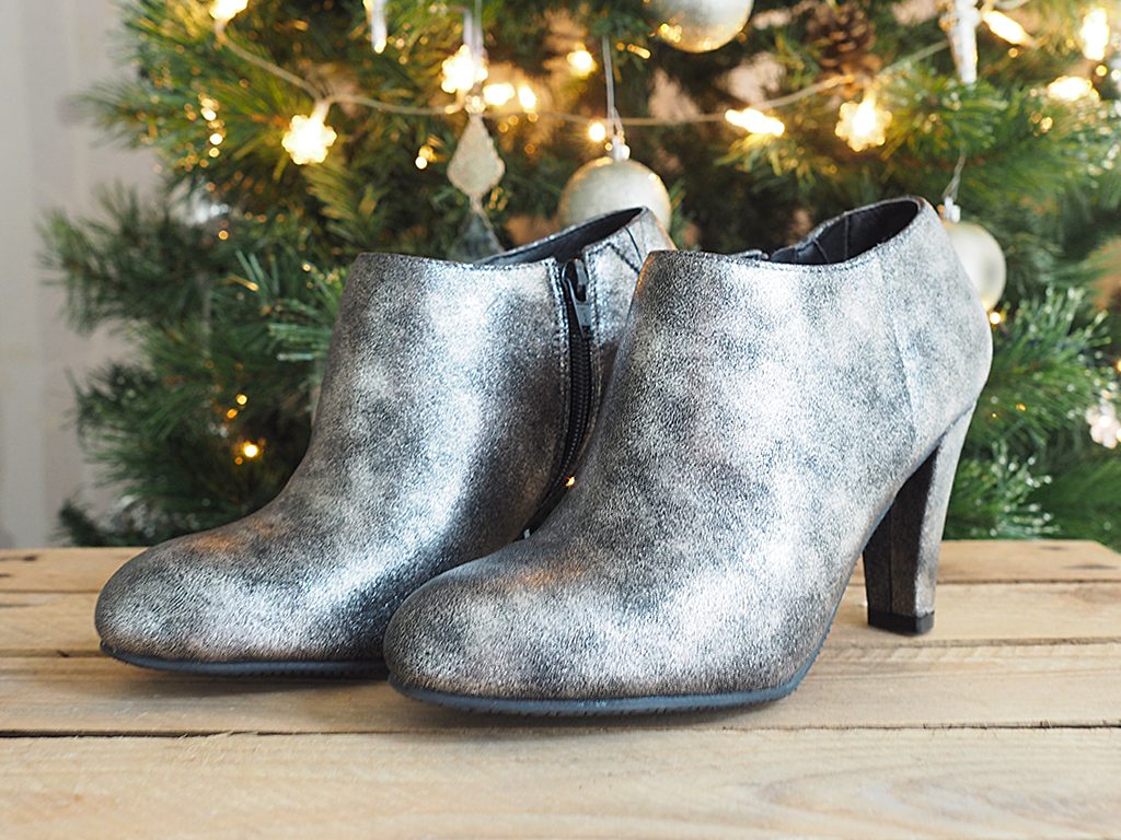 Ankle boots for holiday parties women's shoes fashion