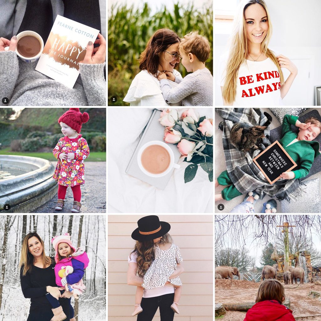 instagram hashtag community follow these feeds