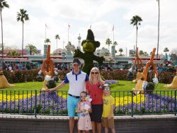 Walt Disney World Florida Hollywood Studios Photo Memory Package