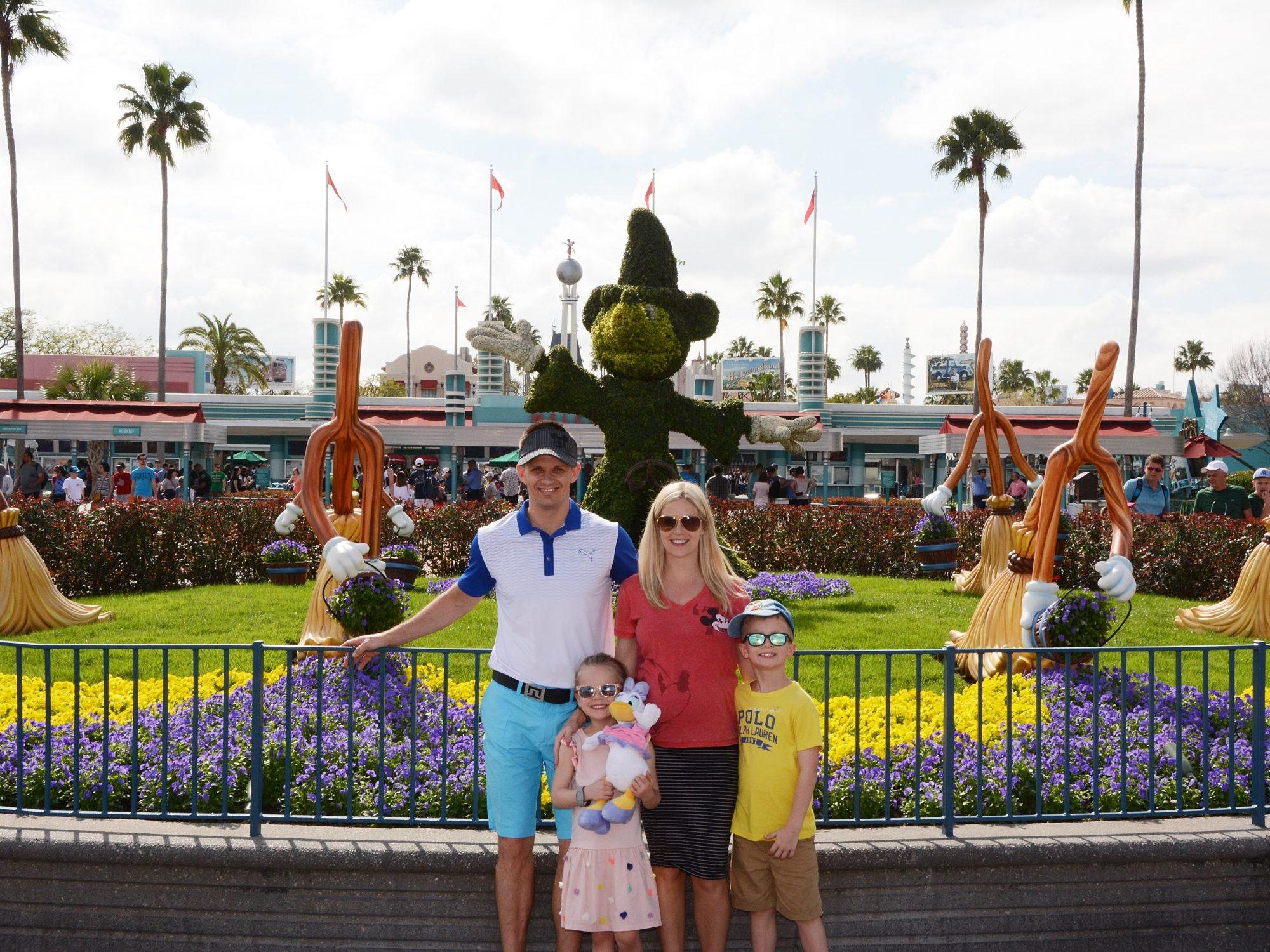 Walt Disney World Florida Hollywood Studios Photo Memory Package