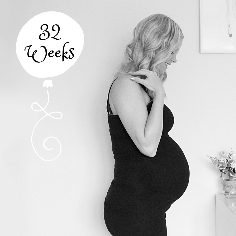 pregnancy 32 weeks bump watch pregnancy diaries