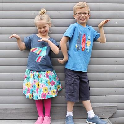 We love Frugi Organic Kids Clothes