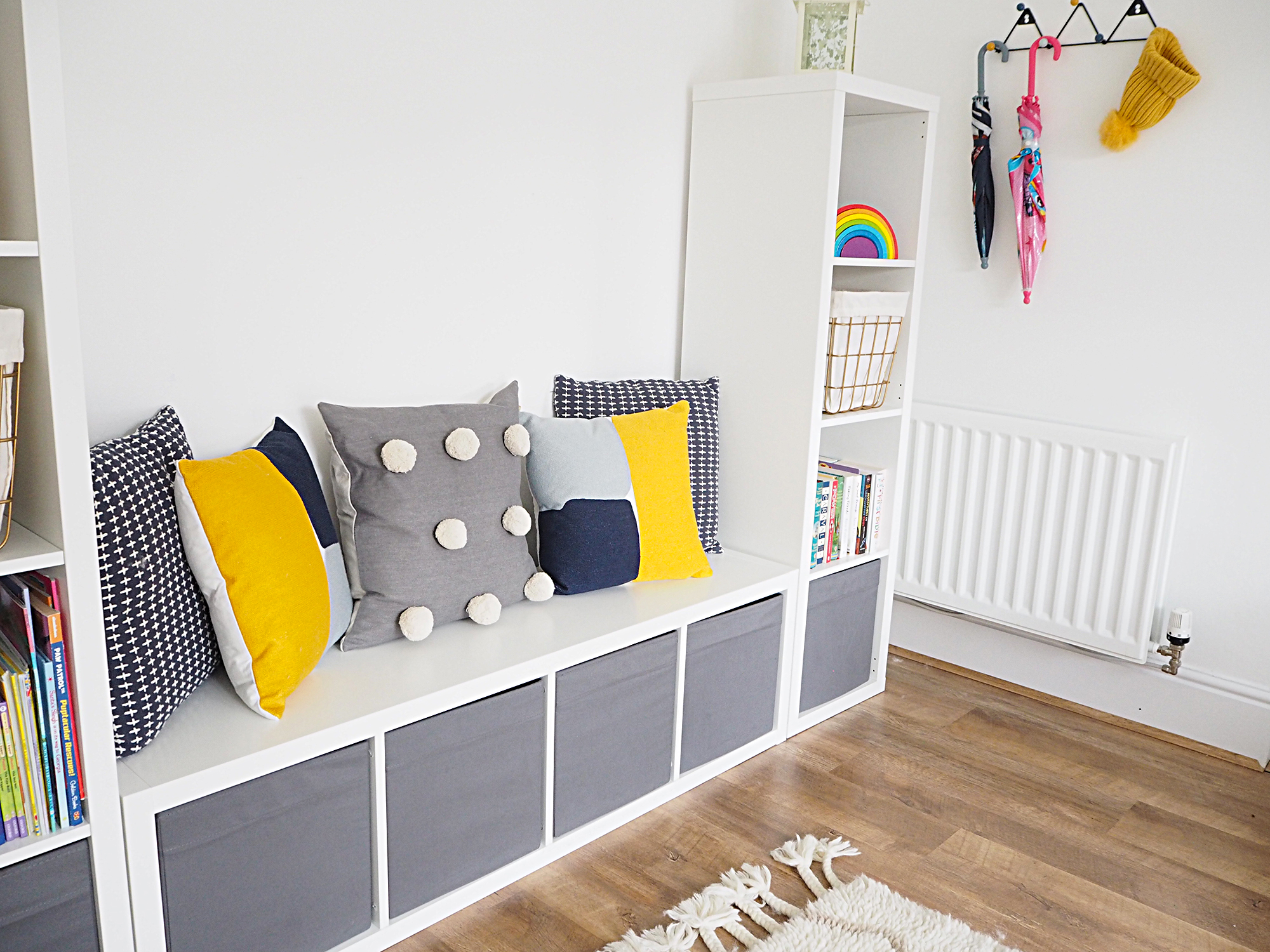 Playroom Makeover with Sainsbury's Home interiors giveaway shop this look