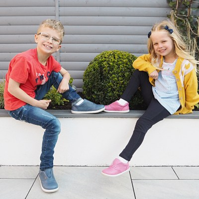March Siblings Project + Bobux Shoes Giveaway