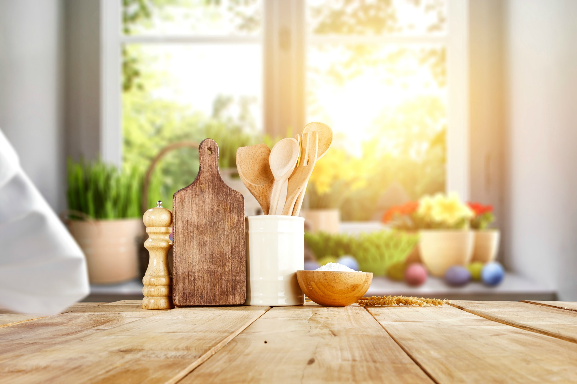 creating a summer kitchen bright kitchens