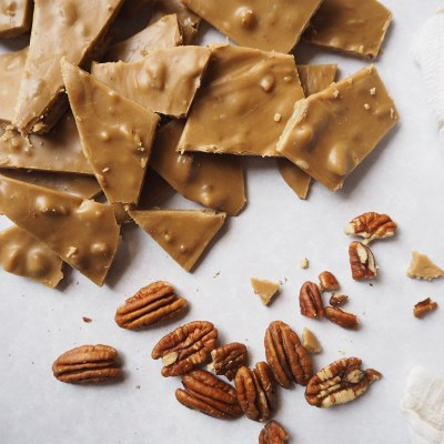 Caramel Frosting Bites recipe frosting without the cake