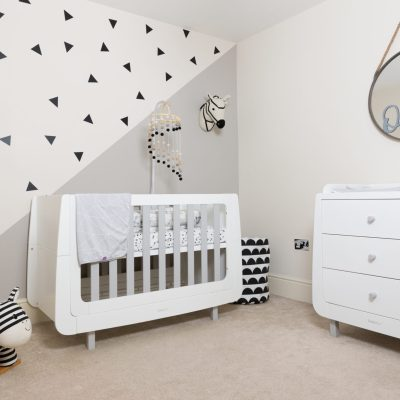 A Baby Nursery Room Tour featuring Snuz