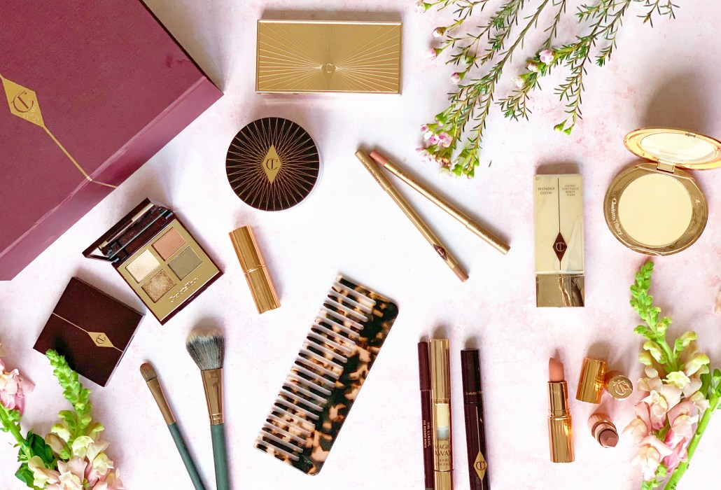 A new year and new makeup featuring Charlotte Tilbury