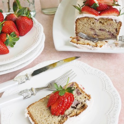 Strawberry Bread Recipe for Mother's Day