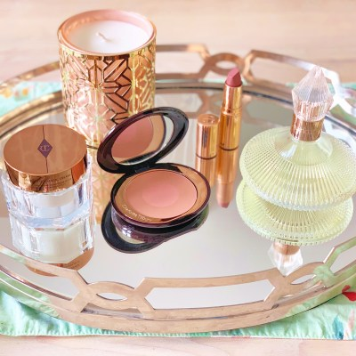 Renovations Started, Charlotte Tilbury Skincare, and Camping Bruschetta