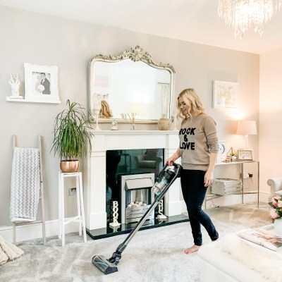 Get an ICON 25V Cordless Vacuum for allergies