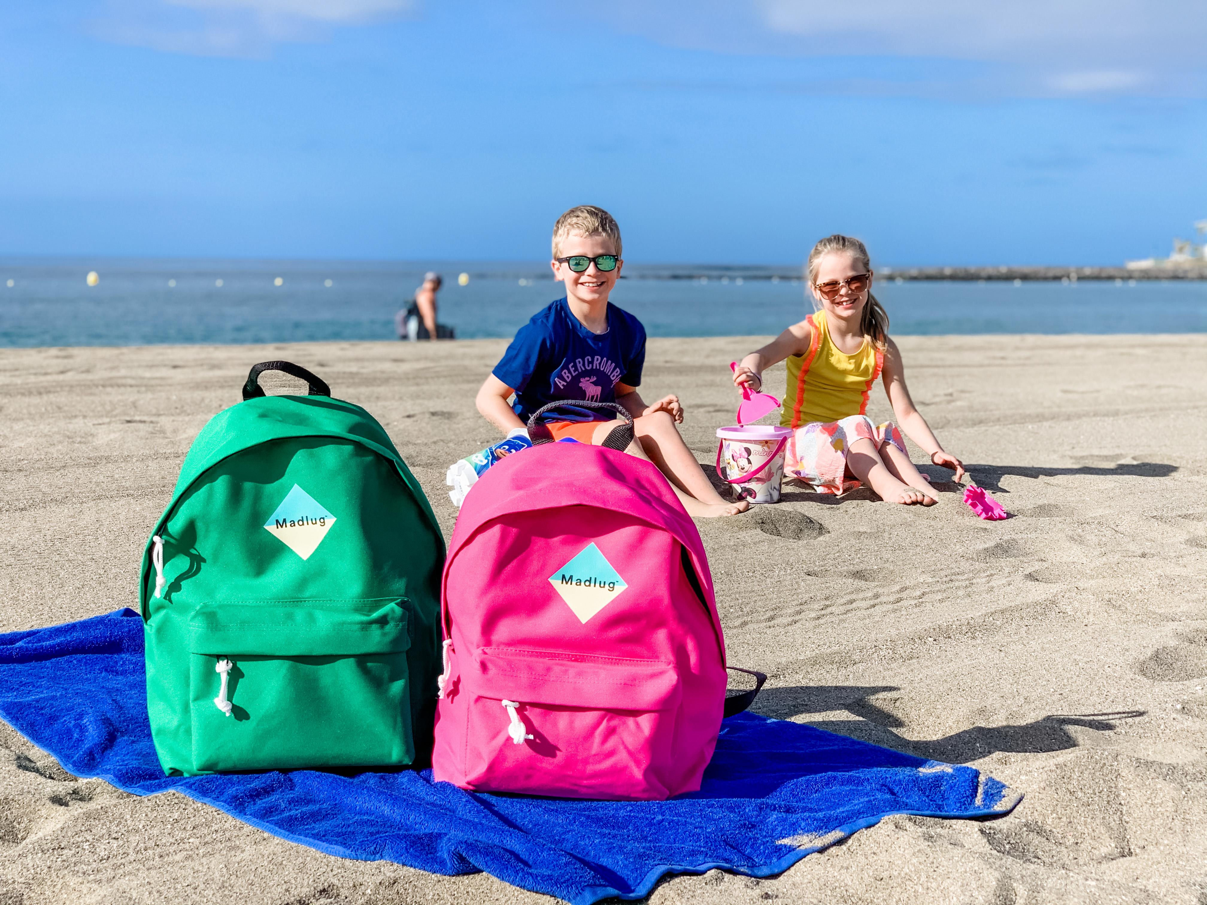Madlug Backpacks Bags children in need bags
