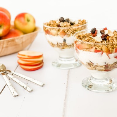 JAZZ Apple Parfait Recipe and more!