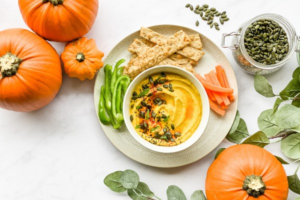 best hummus recipe pumpkin houmous