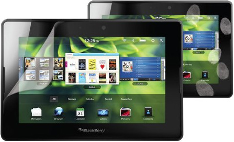 Hip Street Anti-fingerprint screen protector for PlayBook