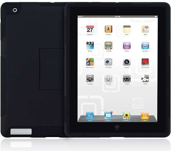 Durable iPad 2 hard case