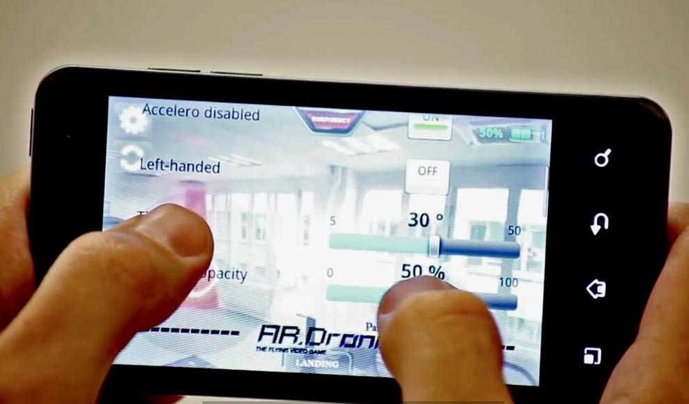 AR.Drone for Android