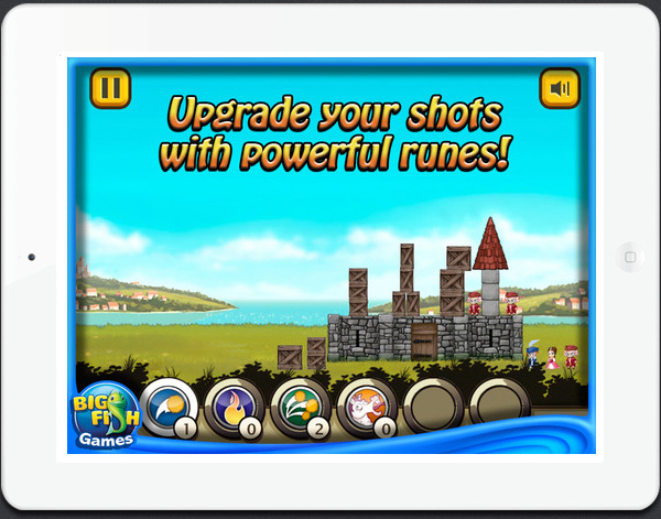 Toppling Towers HD game for iPad