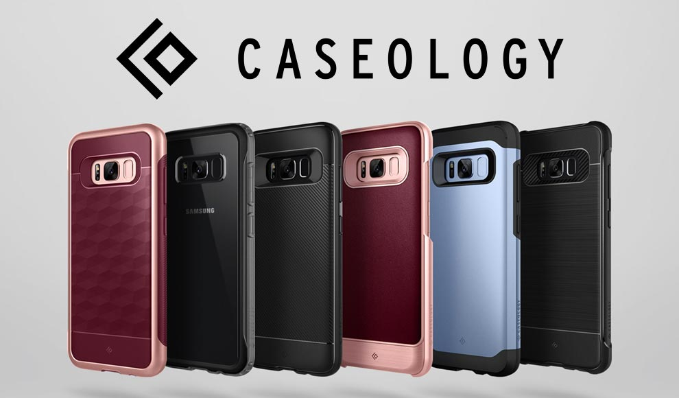 the latest cf1d9 88488 Sleek and Durable Cases from Caseology for Your Galaxy S8 and S8+